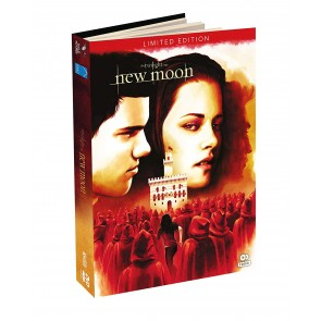 New Moon. The Twilight Saga. Digibook Limited Edition (2 DVD)