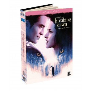 Breaking Dawn Part 1. The Twilight Saga. Digibook Limited Edition (2 DVD)