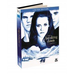 Breaking Dawn Part 2. The Twilight Saga. Digibook Limited Edition (2 DVD)