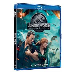 Jurassic world - Il regno distrutto (Blu-Ray)