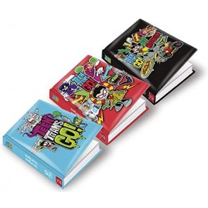Diario 12 Teen Titans Go Diari Scolastici Multicolore
