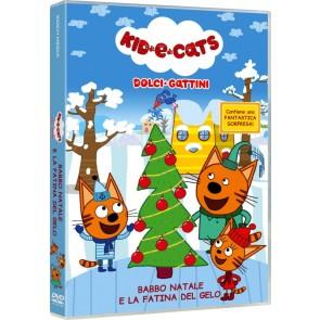 Kid-e-Cats. Dolci gattini. Babbo Natale e la fatina del gelo