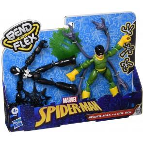 Spider-man vs doc ock elastici