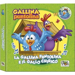 Gallina Puntolina e il Gallo Chiricò. Librottino. Ediz. a colori