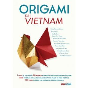 Origami dal Vietnam. Con Materiale a stampa miscellaneo. Con Contenuto digitale per download e accesso on line