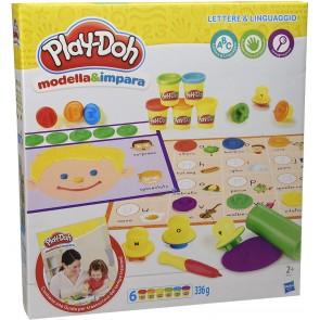 Play-Doh. Set Lettere E Linguaggio