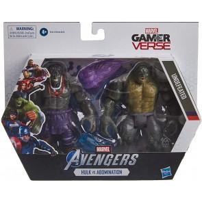 Avengers - Hulk Contro Abomination (Confezione da 2 Action Figure 15 cm