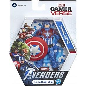 Marvel Avengers AVN Game 6IN Figure cap