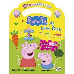 Luna park. Giocasticker. Peppa Pig. Ediz. illustrata