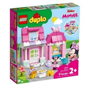 LEGO DUPLO Disney (10942). La casa e il caffè di Minnie