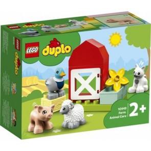 LEGO Duplo Town (10949). Gli animali della fattoria