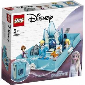 LEGO Disney Princess (43189). Elsa e le avventure fiabesche del Nokk