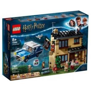 LEGO Harry Potter (75968). Privet Drive, 4