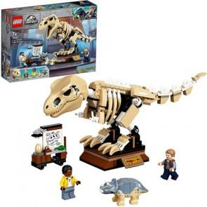 LEGO Jurassic World (76940). La Mostra del Fossile di Dinosauro T. Rex