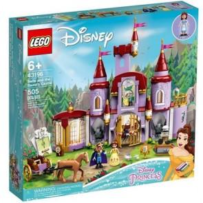 LEGO Disney Princess (43196). Il Castello di Belle e della Bestia