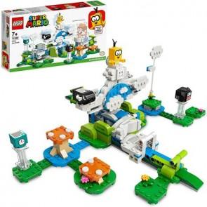 LEGO Super Mario (71389). Il Mondo-Cielo di Lakitu. Pack di Espansione, Giocattoli da Collezione, Giocattoli Creativi
