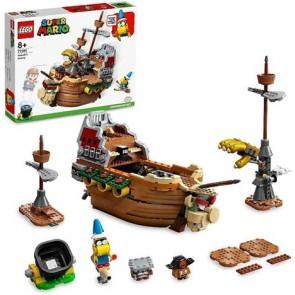 LEGO Super Mario (71391). Il Veliero Volante di Bowser. Pack di Espansione, Mattoncini Costruzioni per Bambini