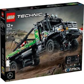 LEGO Technic (42129). Camion Fuoristrada 4x4 Mercedes-Benz Zetros, Camion Giocattolo, Macchina Telecomandata