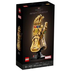 LEGO Super Heroes (76191). Guanto dell'Infinito