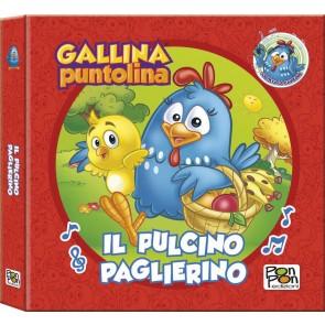 Pulcino Paglierino. Gallina Puntolina. Librottino. Ediz. a colori