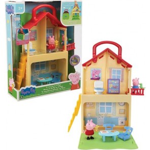 Peppa Pig Casa Pop And Play