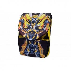 Zaino Estensibile Transformers Bumblebee  Con Gadget